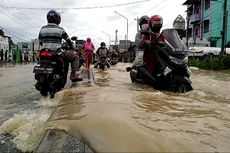 Jangan Nekat, Ini Batas Aman Motor Bisa Terjang Banjir