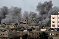 PBB: Akibat Serangan Israel, Gaza Rusak Berat