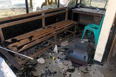 Puluhan Anggota Brimob Rusak Pos Polisi di Kupang