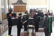 Bupati Lantik Pejabat Pemprov Jatim Jadi Pengganti Sekda Bondowoso