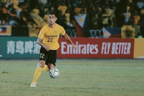 Omid Nazari, Amunisi Asing Baru Persib Bandung dari Filipina