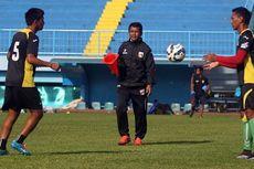 Resmi, Jafri Sastra Menjadi Pelatih Klub Liga 2