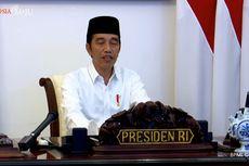 Ke Jokowi, Perajin Kayu Asal Bali Ngaku Omzetnya Anjlok 50 Persen karena Corona