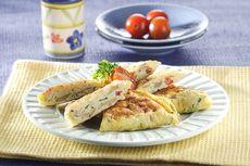 Resep Telur Dadar Jamur Kancing, Lebih Tebal dan Empuk