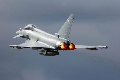 Situasi dengan Rusia Makin Memanas, Inggris Kerahkan Jet Tempur Ke Laut Hitam