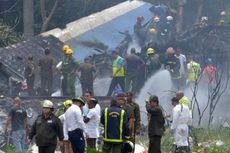 Kotak Hitam Pesawat yang Jatuh di Kuba Telah Ditemukan