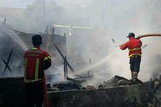 Tiga Rumah Semi Permanen di Sumedang Terbakar, 5 Kepala Keluarga Mengungsi