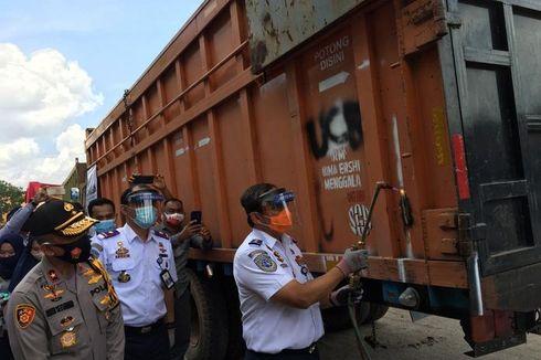 Kerap Jadi Masalah di Tol, Penertiban Truk ODOL Bakal Diperketat
