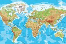 Macam-Macam Simbol Warna pada Peta