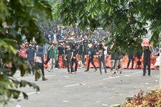 Polisi Pulangkan 56 Mahasiswa yang Terlibat Demo di DPR