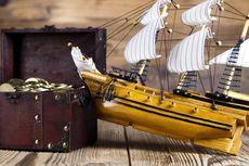 KKP: Pemburu Harta Karun Asing Incar Kapal Flor de la Mar yang Tenggelam di Selat Malaka