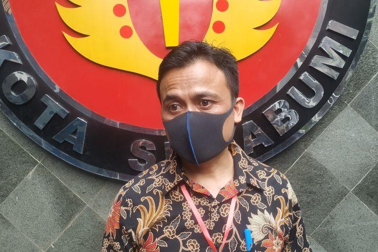 Kepala SMAN 4 Kota Sukabumi Rahmat Mulyana