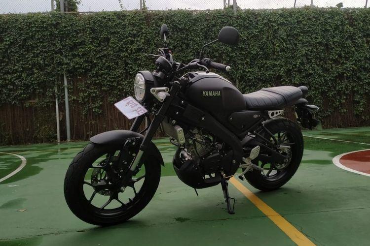 Yamaha XSR155