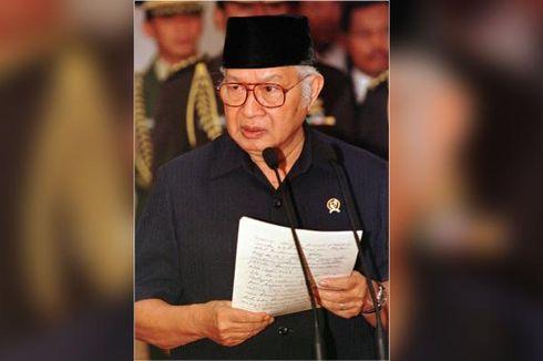 Mengenang Puncak Kegalauan Soeharto Sebelum Memutuskan Mundur...