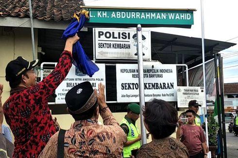 Ketika Tokoh NU dan Muhammadiyah Bersanding Jadi Nama Jalan di Banyumas, Gus Dur hingga KH Ahmad Dahlan