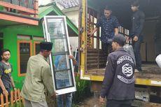 Tanah Retak dan Ada Suara Dentuman, Warga di Sukabumi Kosongkan Rumah