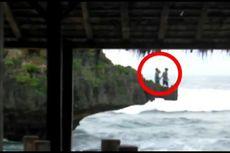 2 Wisatawan Lompat dari Tebing Pantai Ngandong Gunungkidul Saat Gelombang Tinggi, Ini Penjelasannya