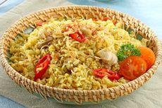 Resep Nasi Goreng Kencur, Spesial Pakai Telur dan Udang