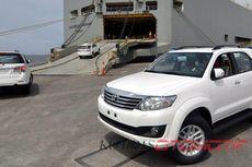 Ekspor Toyota Indonesia 2013 Mencapai 1,7 Miliar Dollar AS