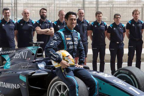 Sean Gelael Raih Poin Perdana Musim Ini di F2 GP Styria 2020