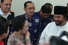 Tjahjo Kumolo Temui Surya Paloh di DPP Nasdem