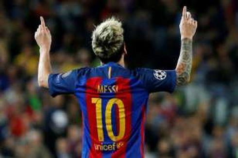 Tim Mana Saja yang Belum Pernah Dibobol Messi?