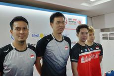 Kevin Sambut Positif All Indonesian Final di Japan Open 2019