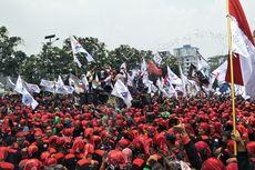 Dipimpin Said Iqbal, Ini Tuntutan Buruh yang Demo di Dekat DPR