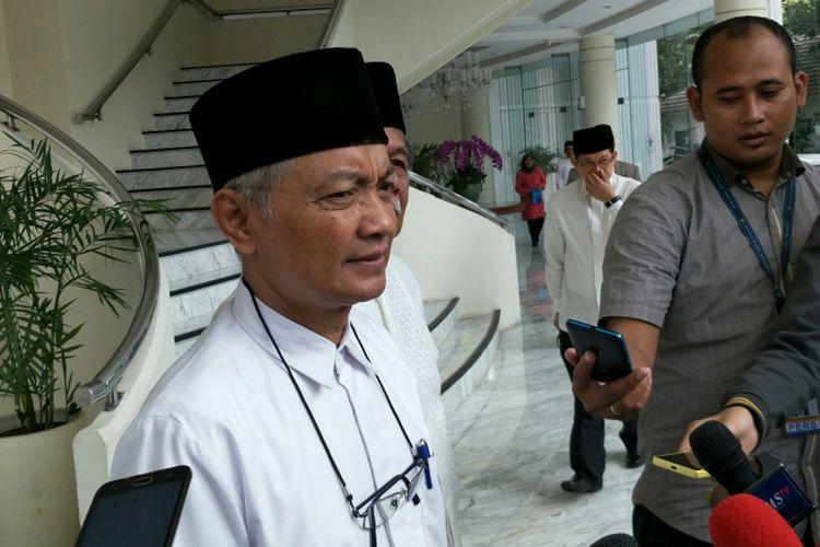 Ketua Umum Asosiasi Masjid Kampus Indonesia (AMKI), Hermawan Kresno Dipojono