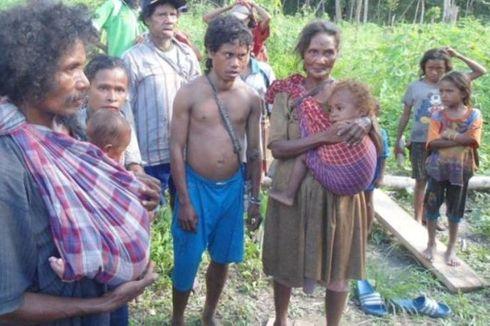 Mabes TNI Kirim Bantuan untuk Suku Mausu Ane yang Kena Musibah Kelaparan