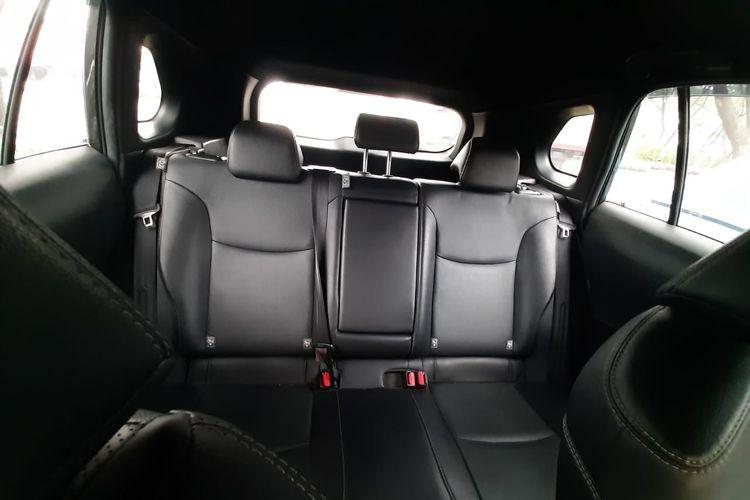 Interior Toyota Corolla Cross Hybrid