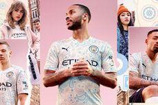 Ada Produsen Ban Korea di Lengan Jersey Manchester City