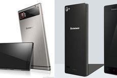 Lenovo Perkenalkan Vibe X dan Vibe Z2