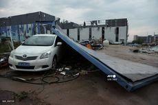 Wuhan Diterjang Angin Tornado, 40 Orang Terluka