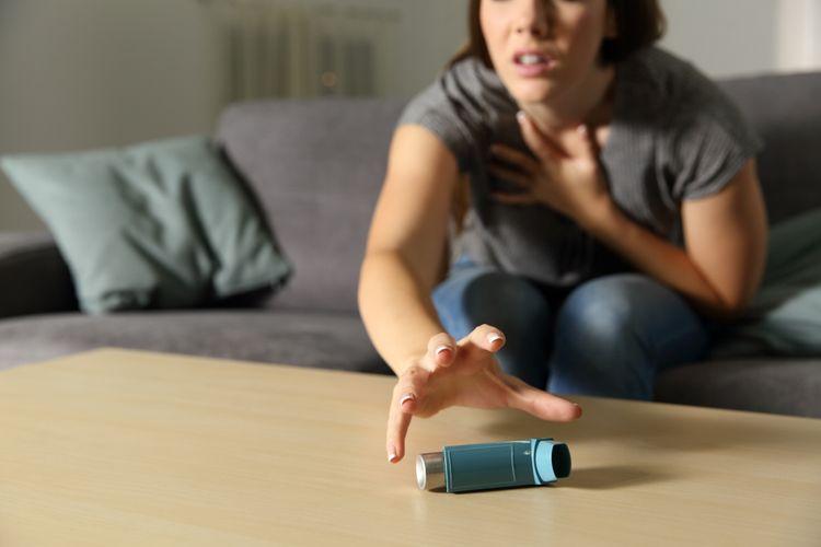 Ilustrasi asma