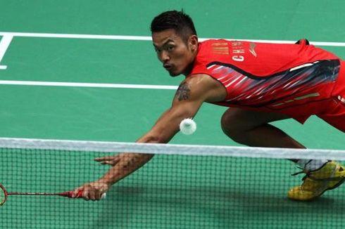 Lin Dan Mulus ke Babak Kedua World Championships