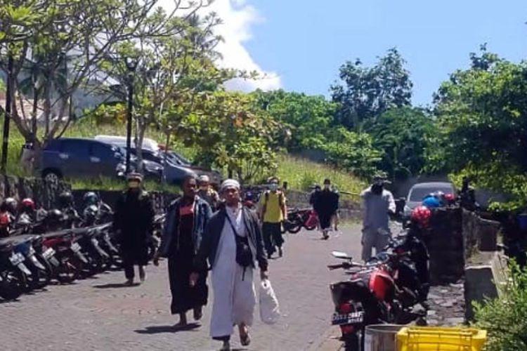 10 pasien Covid-19 yang dikarantina di Hotel Sahid Bela Ternate, Maluku Utara kabur, Kamis (14/5/2020)