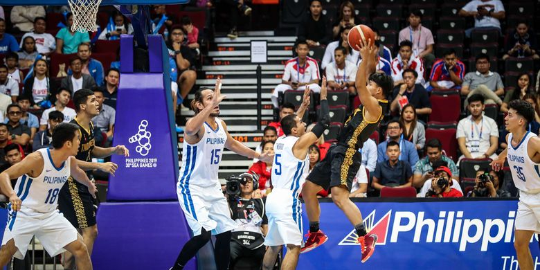 Variasi Melempar Dalam Permainan Bola Basket Halaman All Kompas Com