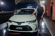 Spesifikasi Lengkap Generasi ke-12 Toyota Corolla Altis