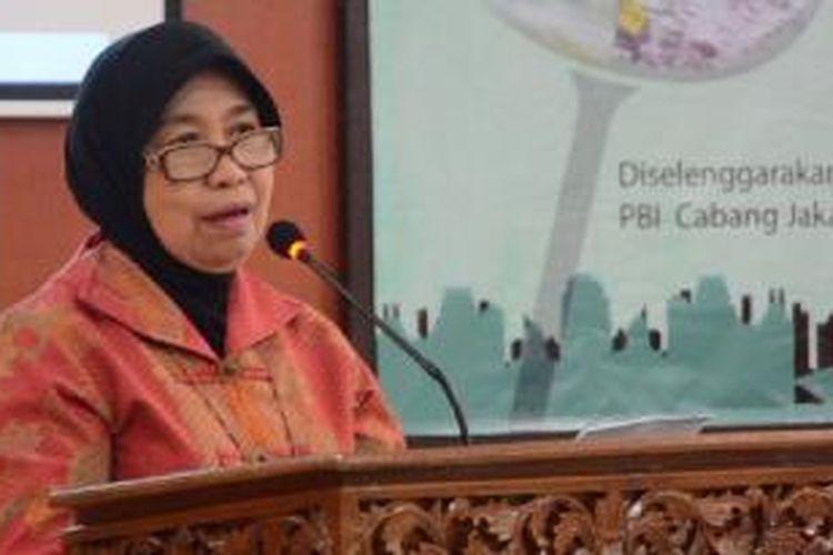 Prof. Ernawati Sinaga, Guru Besar Biokimia-Biologi Molekuler Universitas Nasional.
