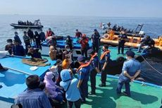 Patroli Kemenhub Amankan Pemudik Nekat Lewat Laut