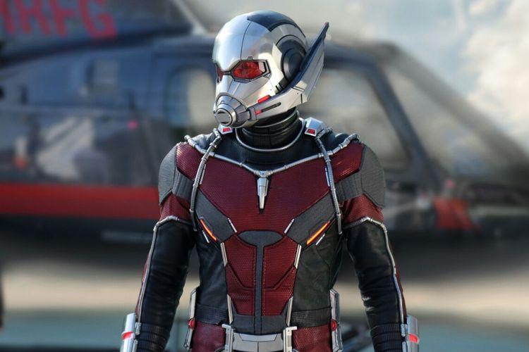Trailer Ant Man And The Wasp Perkenalkan Rekan Baru Scott Lang