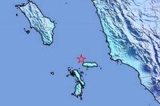Gempa 5,2 SR Guncang Kepulauan Nias