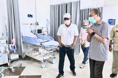 Gedung Arafah Asrama Haji Pondok Gede Rawat Pasien Covid-19 Gejala Berat hingga Kritis