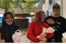 Sebelum Meninggal, Lina Jubaedah Titipkan Bayinya kepada Putri Delina
