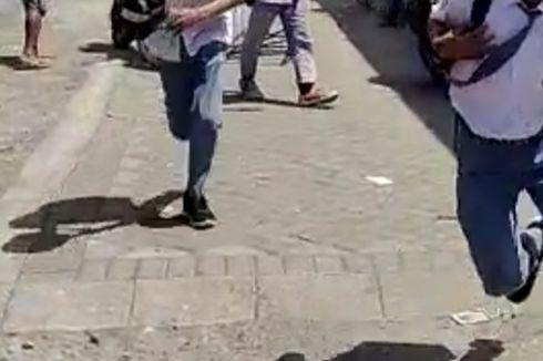 Video 20 Detik Pelajar SMK di NTB Baku Hantam Saat Tawuran Beredar, Begini Kata Polisi