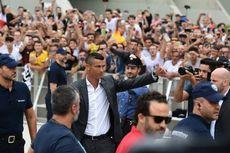 Dua Tahun Bersama, Prestasi Juventus dan Ronaldo Sama-sama Menurun
