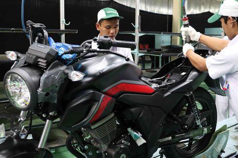 Honda Mulai Mengerek Harga Motor per Juni 2019