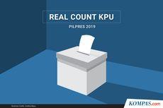 Real Count KPU Sementara: Jokowi-Ma'ruf Unggul di Tempat Tinggal Sandiaga