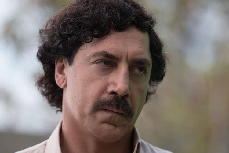 Aktor Javier Bardem berperan sebagai Pablo Escobar dalam film Loving Pablo.